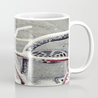 cycle Mugs featuring Cycle by Kiersten Marie Photography