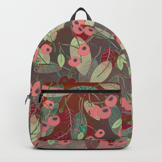 Cherry Song (Oriental) Backpack