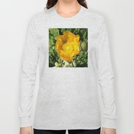 Poppy Bee Long Sleeve T-shirt