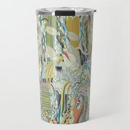 hairspray jungle Travel Mug