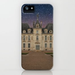 Night Chateau iPhone Case