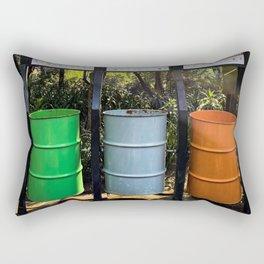 Bins in Chapultepec Rectangular Pillow