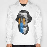 stephen king Hoodies featuring Stephen by DIVIDUS