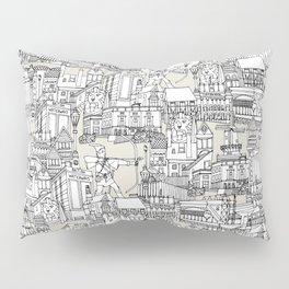 NOTTINGHAM CHAMPAGNE Pillow Sham