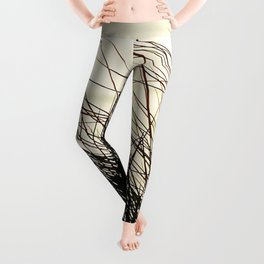 In the Long Grass Leggings