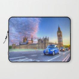 Westminster Bridge Evening Laptop Sleeve