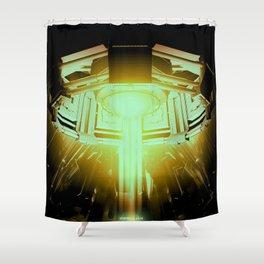 FAREWELL 2015 Shower Curtain