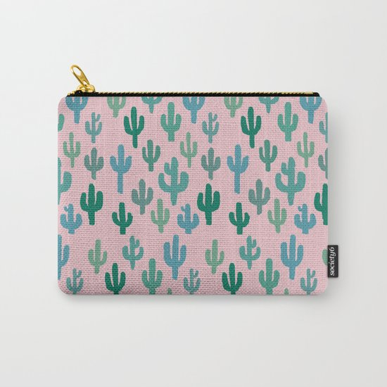 Candy Cactus Carry-All Pouch
