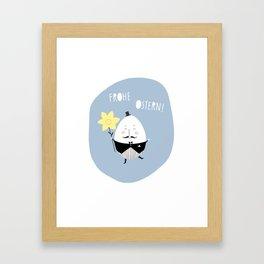 Humpty Dumpty Framed Art Print