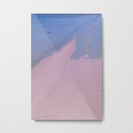Beach Love, Beach Bliss Metal Print