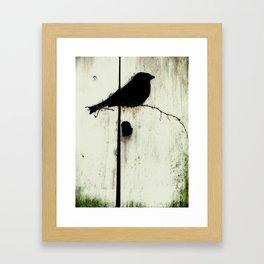 Early Bird - JUSTART © Framed Art Print