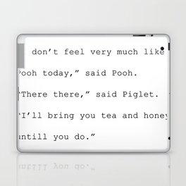 Winnie The Pooh Laptop & iPad Skin
