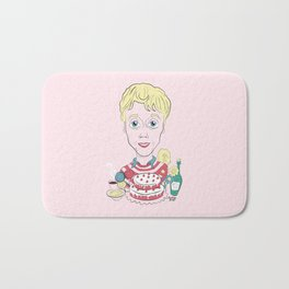 Please Like Me Bath Mat