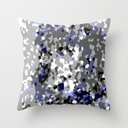 Crystallize 2 Throw Pillow