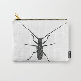 Spotted Pine Sawyer (Monochamus clamator) Carry-All Pouch