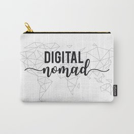 Digital nomad Carry-All Pouch