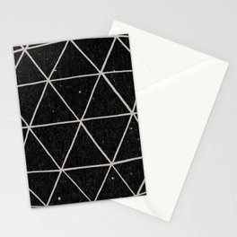 Geodesic Stationery Cards