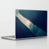 buddhism Laptop & iPad Skins featuring Experience by Schwebewesen • Romina Lutz