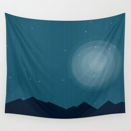 Night Vision Wall Tapestry