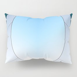 Abstract Sailcloth c3 Pillow Sham