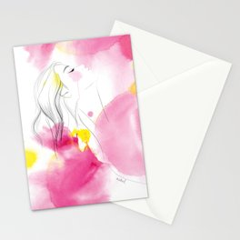 Above it all Stationery Cards