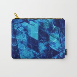 Abstract Geometric Background #23 Carry-All Pouch