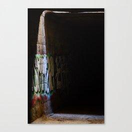 Underground I - Tucson, AZ Canvas Print