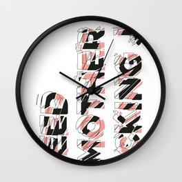 I need Wall Clock