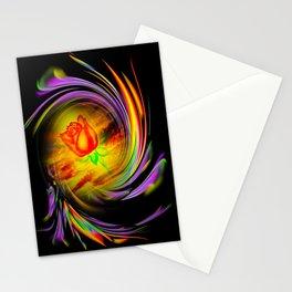 Flowermagic - Rose Stationery Cards
