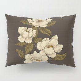 Magnolias Pillow Sham