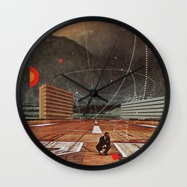 Tracing your Steps Wall Clock