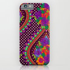 Ivy Purple iPhone 6s Slim Case