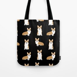 Corgis - Cute corgi, dog pet, corgi decor, corgi pillow, corgi bedding, corgi pattern, cute corgi Tote Bag