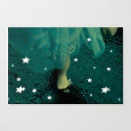 Alice's Escapades ~ Alice and the Stars Canvas Print