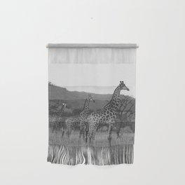Kaleidoscope of Giraffes Wall Hanging