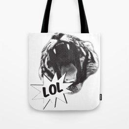 Jozzuv Lol Tote Bag