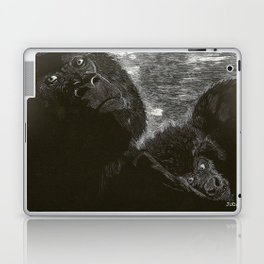 Gorillas Laptop & iPad Skin