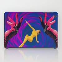 thrones iPad Cases featuring Diamond Flash by Laura Nadeszhda