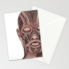 Wedding Face 2 Stationery Cards