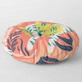 Tiger grrrrr Floor Pillow