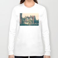 house Long Sleeve T-shirts featuring HOUSE by Logram