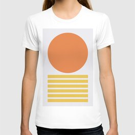 Geometric Form No.5 T-shirt