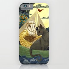 The Owl and the Pussycat iPhone 6 Slim Case