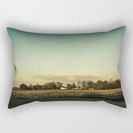 By The Riverside #2 Rectangular Pillow