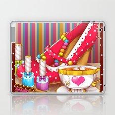 Tea Lovely Laptop & iPad Skin
