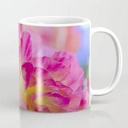 Red Pink and Yellow Mum SRF 16 5271 Coffee Mug