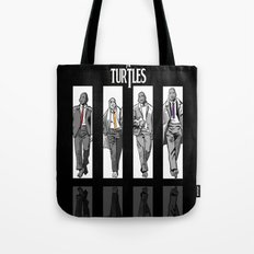 The Turtles ... Tote Bag