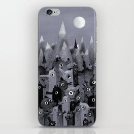 Nightbears iPhone Skin