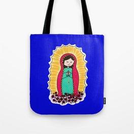 """""""La Guadalupana"""" by Paisley In Paris™ Tote Bag"""