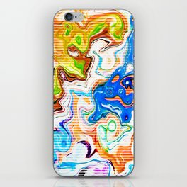Fight Delight iPhone Skin